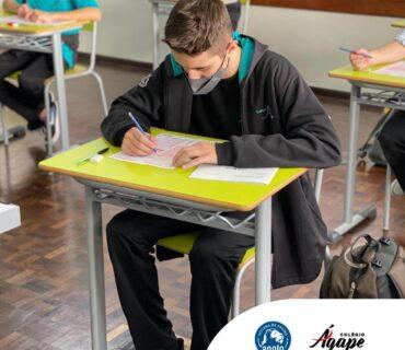 Teste TOEFL